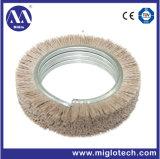 Cepillo cepillo espiral Industrial personalizado para el rebabado pulido (Th-200005)