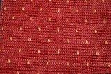 El hilado teñió la tela 100% del poliester para el sofá