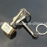Metallo Keychain del martello del Thor