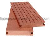 Baixa manutenção sólido ambiente WPC Outdoor piso em deck