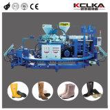 High-Tech PVC máquina de moldagem por injeção de Inicialização