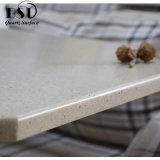 Pierre artificielle de quartz du lancement 2017 de texture neuve de marbre