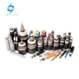 cable de transmisión de cobre del PVC Sta de 0.6/1kv 3X150+1X70