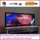 고품질 P6 옥외 RGB LED 표시 지원 풀그릴 두루말기 원본 Image& 영상 발광 다이오드 표시
