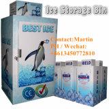 Малые упакованное лед холодной Merchandiser системы на стене
