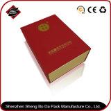 Design personalizado Carboar Dom High-End Caixa de embalagem para estilo de livro