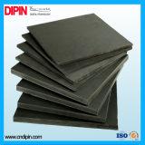 Feuille de mousse PVC de couleur noir
