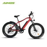 250W 1000W neumático Fat bicicleta eléctrica para adultos