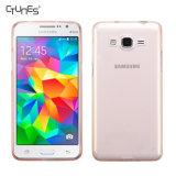 Samsungギャラクシー壮大なプライム記号G530のギャラクシープライム記号G530のケースのため、細いTPUの透過適用範囲が広く柔らかいゲルの電話カバー