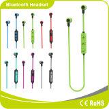 De knappe Piek Groene Sportieve Draadloze Oortelefoon Bluetooth van de Kleur