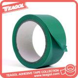 Cinta adhesiva sensible a la presión para el paquete, PVC en relieve la cinta del conducto