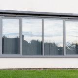 [ألومينيوم لّوي] ظلة نافذة, علويّة يعلّب نافذة مع [أس2047]