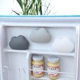 Il tipo di Osculum delle nubi rimuove il contenitore attivato odore particolare di carbonio per il frigorifero
