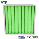 Filtro de aire desmontable del panel G4 del filtro lavable pre