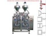 Sacchetto doppio automatico dei vicoli che forma macchina per l'imballaggio delle merci di riempimento di conteggio