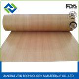 0.28 mm толщины PTFE прокатывая высокотемпературную ткань
