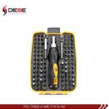 Ferramenta Mão 101 PCS Bits de chave de fenda chave de roquete recarregável definido