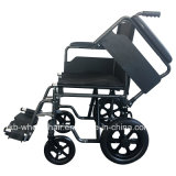 """12"""" заднего колеса, порошковое покрытие, легкий, стали руководство, экономика инвалидной коляске"""