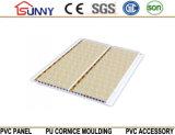ラミネーションの溝PVC天井の壁パネル、PVC天井のタイル