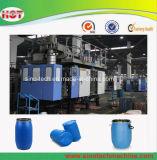 Extrusão de plástico de HDPE Tambor Química Sopradora