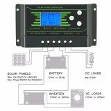 Contrôleur solaire neuf Z10 du contre-jour Duel-USB de 10AMP 12V/24V-Auto