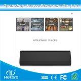 十分のアクセス制御Hi/LoCo 3つのトラック磁気カードの読取装置