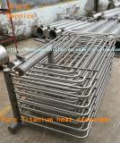 Cambista de calor resistente à corrosão do aço inoxidável