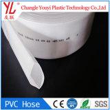 Alta pressione tubo flessibile piano posto irrigazione del PVC dell'espulsione da 6 pollici