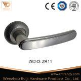 Neuer Typ Tür-Hebel, quadratischer Tür-Verschluss-Griff auf Rose (Z6339-ZR09)