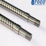 Ballscrew original Dia25 Lead10mm del movimiento linear de Toco para la máquina del moldeo a presión
