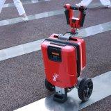 Portable et légère fauteuil roulant électrique scooter de pliage