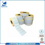 Haute qualité du papier adhésif des étiquettes autocollants