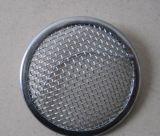 ステンレス鋼の金網フィルター円