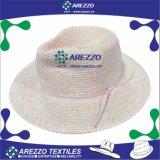 Nuevo sombrero de vaquero de la paja del papel del diseño (AZ028A)
