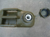 Alta qualidade de plástico Militar Explosion-Proof 20 Litros lata de gasolina