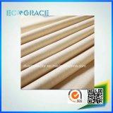 Aiguille de filtre à poussière du feutre de polyester Tissu non tissé de support de filtre