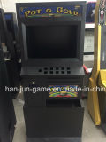 Goldschlitz-Spiel-Maschinen-Videospiel-Maschine des Potenziometer-O populär in Amerika
