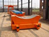 Máquina de enrollamiento del tubo del agua de mar de la fibra de vidrio de GRP FRP