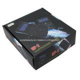 Berufsdes tätowierung-Stromversorgungen-Hurrikan-HP-2 Bildschirmanzeige-Tätowierung-Stromversorgungen-Maschinen Stromversorgungen-Digital-Doppel-LCD