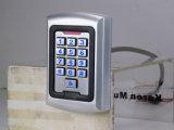 Telclado numérico independiente S500em-W del control de acceso