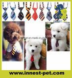 De modieuze In het groot Vlinderdas van de Hond van de Polyester van Producten Met de hand gemaakte