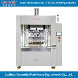 Machine en plastique de soudure ultrasonore pour l'application de soudure ultrasonore de bas de cylindre