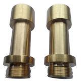 금관 악기 C3602 금속 부속 CNC 정밀도 분대 도는 부속품
