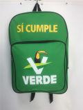 2017 de Groene Kleur van de Voorraad van Schooltassen voor Kinderen