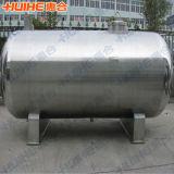 De sanitaire Roestvrije Tank van de Holding voor Vloeistof