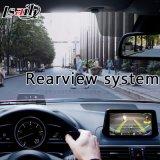 Voiture Android 6.0 Zone de navigation GPS pour 2014-2017 Mazda 3, interface vidéo