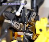Электрический Round-Steel трубопровода при помощи полой иглы стальную трубу Threading машины (SQ50E)