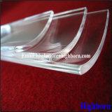 Disque en verre de quartz de silice protégée par fusible d'arc de Jgs de qualité