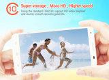 Alta velocidade do cartão do SD TF do cartão de memória de C10 16GB micro