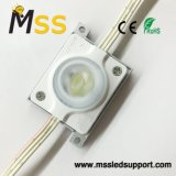 lato Lightbox LED bianco del doppio dello schermo 3W Goccia-in modulo